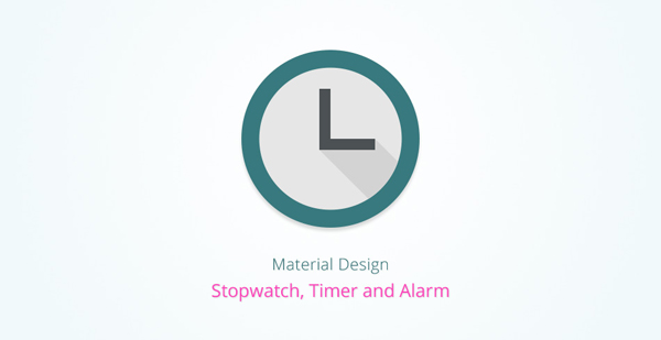 material-design-stopwatch-timer-and-alarm