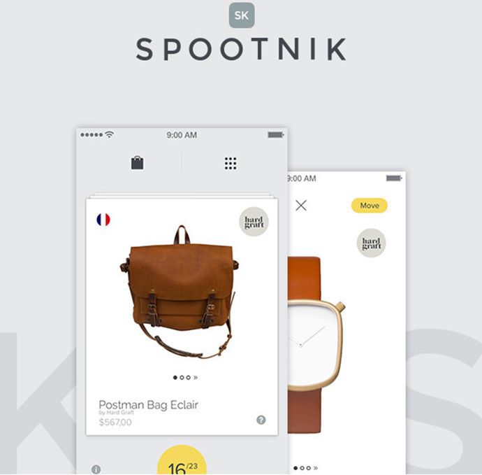 Spootnik App