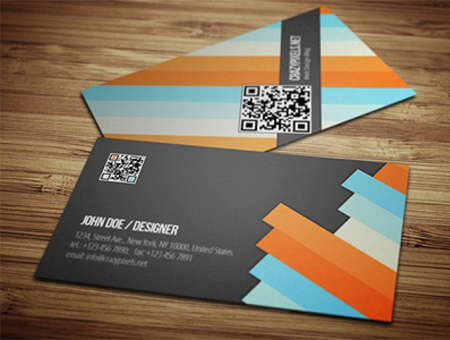 Striped-business-card-template-PSD