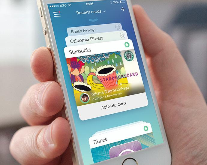Cardberry iPhone App