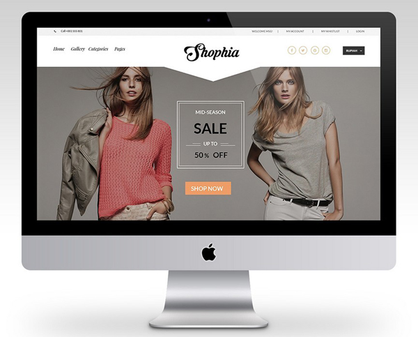 Shophia-Free-PSD-eCommerce-Template