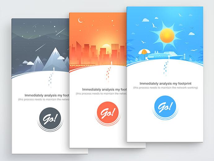 App Miss Index Design
