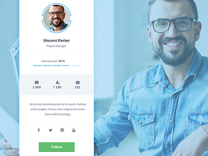 Appon User Profile