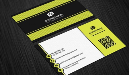 Scratch-business-card-template