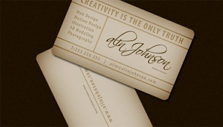 Presentation-Vintage-Business-Card-Template