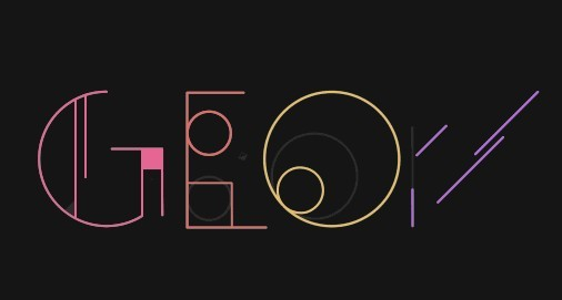 GEOM Display Typeface