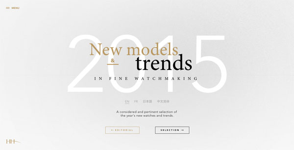 New Models and Trends in Fine Watchmaking