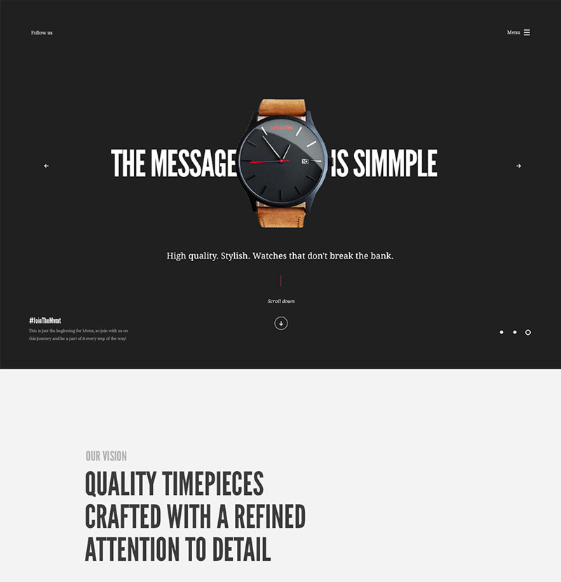 Watches-Layout