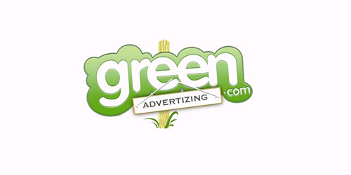 Green Advertising Agency Logo