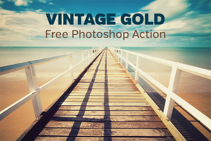 Vintage Gold Action