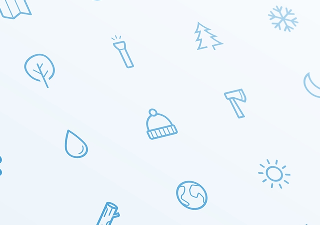 Free Outdoor Editable Icon Set for Sketch