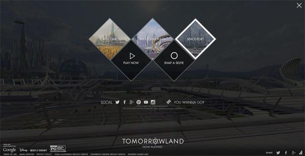 Take Me To Tomorrowland