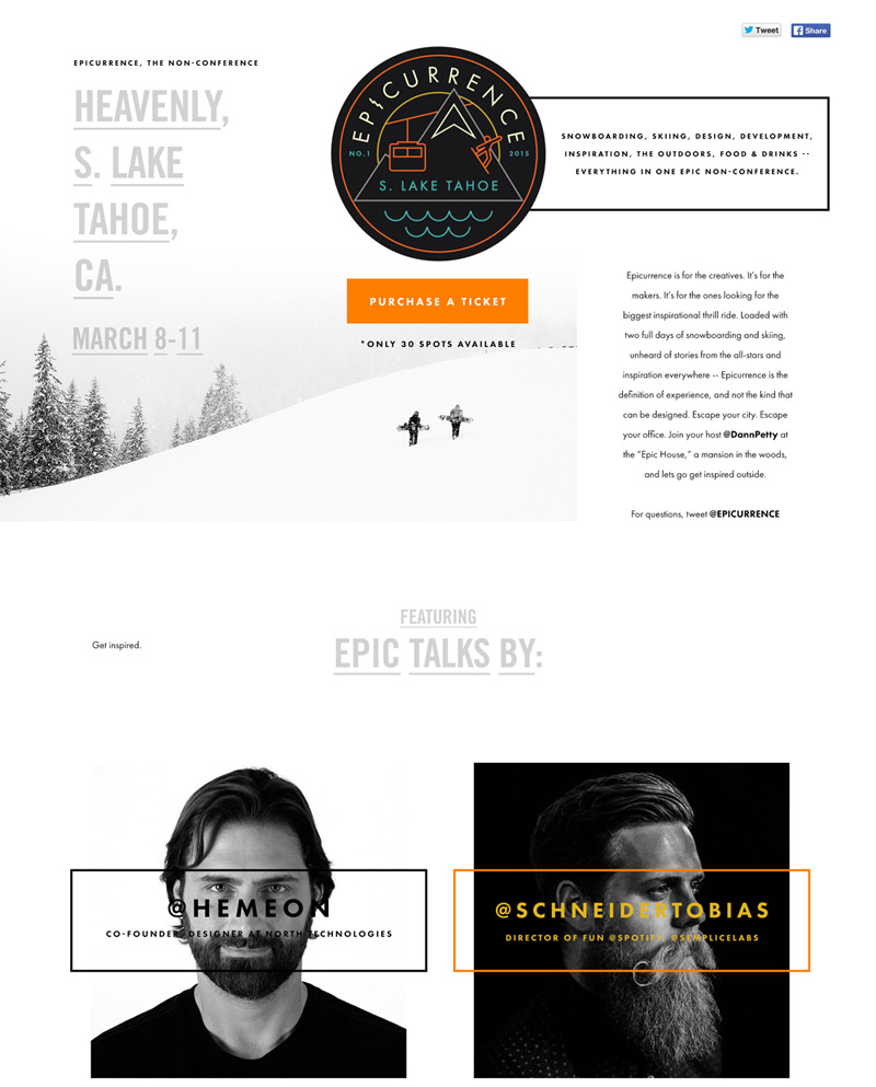Epicurrence-landing-page-by-Dann-Petty