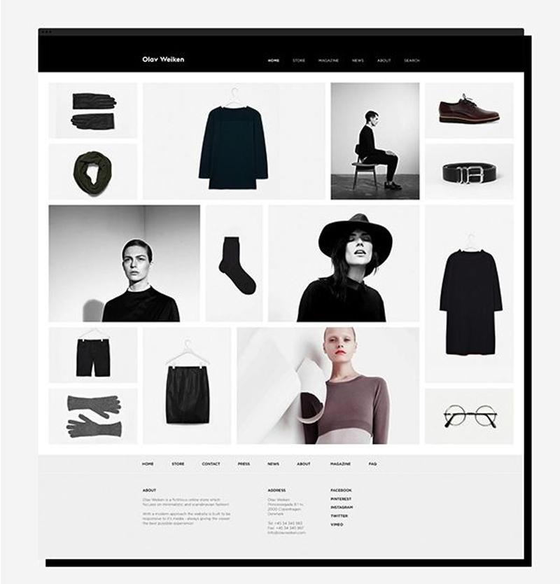 Olav-Weiken-Website