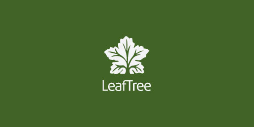 Leaf Tree Logo