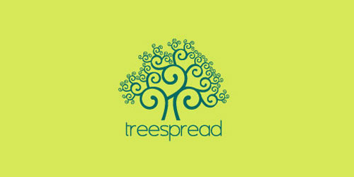 Tree Spread Logo