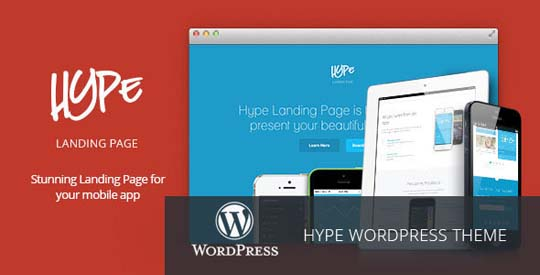 6.wordpress landing page theme