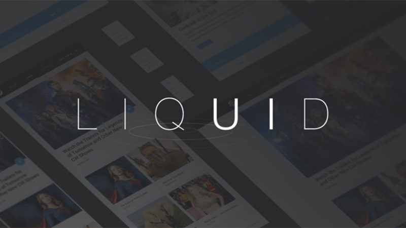 Liquid GUI Kit