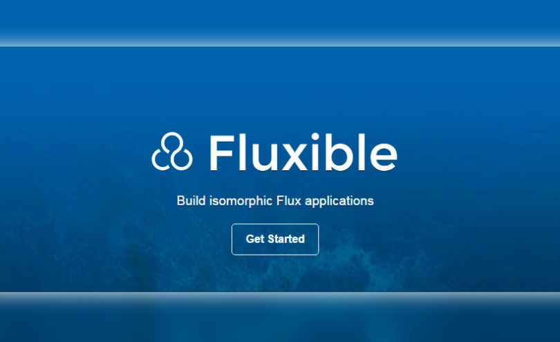 Fluxible: Isomorphic Flux Applications Pluggable Container