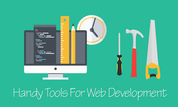 15 Handy Tools for Smooth Web Development