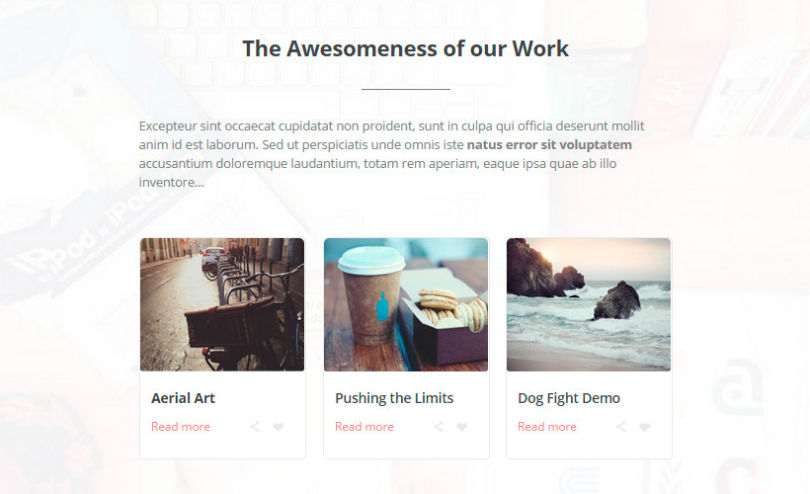 ​The Passion: HTML & PSD Email Template