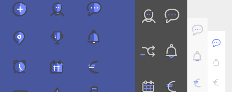 DOUX Icon Set
