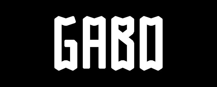 Gabo Uppercase Font