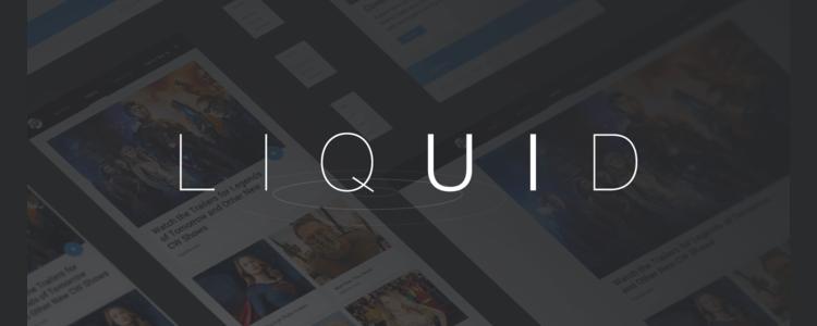 Liquid Web GUI Kit