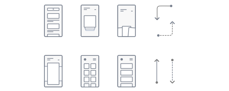 Mobile Flow Structure