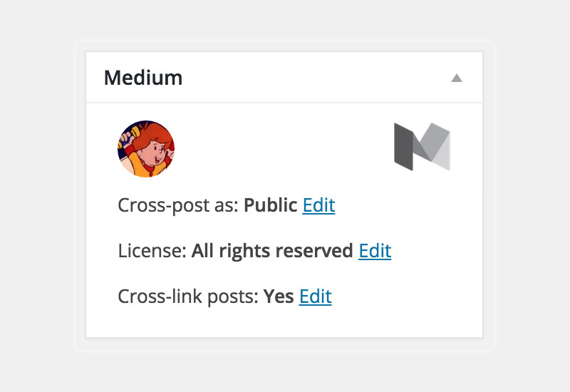Medium: Automated Photo Publisher WordPress Plugin
