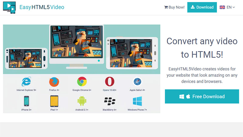 EasyHTML5Video