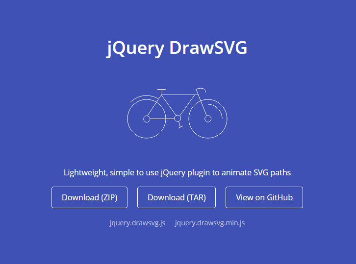Simple to Use jQuery Plugin to Animate SVG Paths