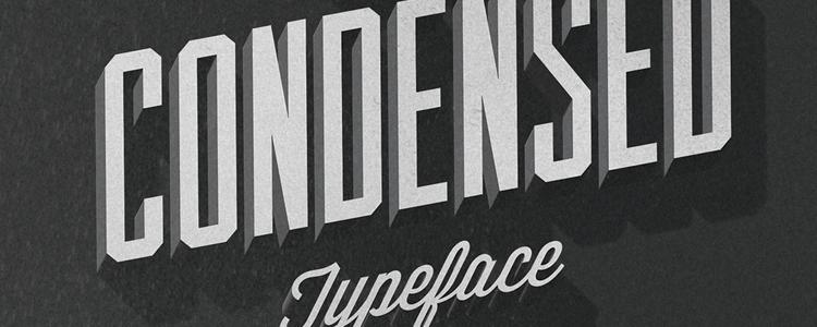 Cast Iron Typeface