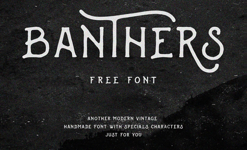 A Curated List of 80 Modern Fonts