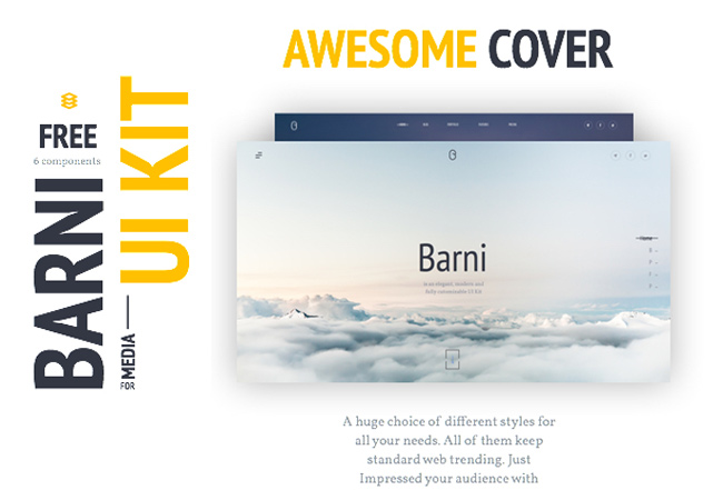 Barni-UI-Kit-–-Free-Sample