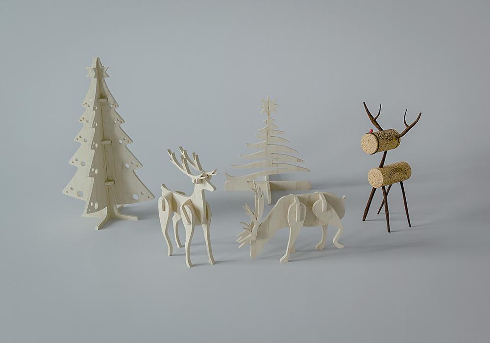 Free 3D Christmas Models