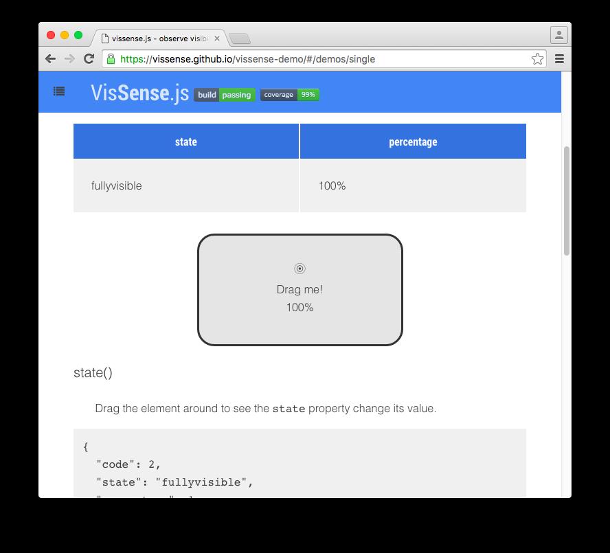 VisSense.js