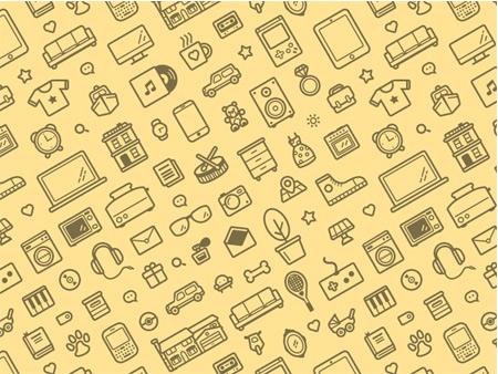 Everyday-stuff-pattern