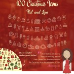 100 Fresh Free Christmas Icons In Flat & Line Design (AI, PNG, EPS, SVG, PSD)