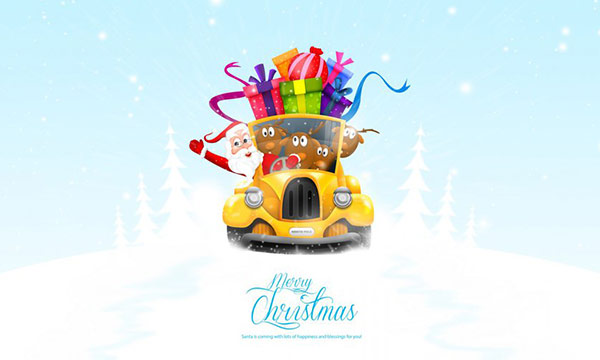 2015 Beautiful Christmas Wallpapers