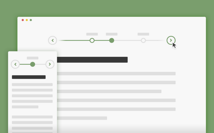 Horizontal Timeline Powered by CSS and jQuery