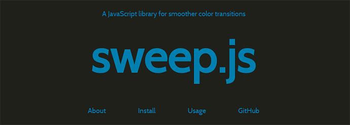 sweep.js