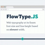 20 Must-Know Typography Tools, Frameworks & Libraries for Web Designers
