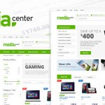 MediaCenter – Electronics Store WooCommerce Theme 9177409