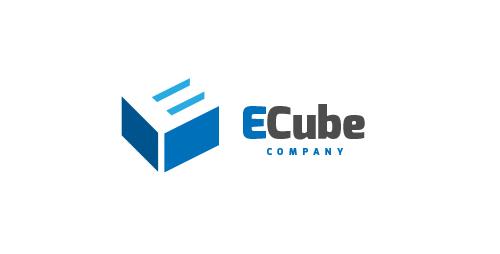 ECube Logo Design