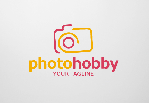 Photo Hobby Logo Template