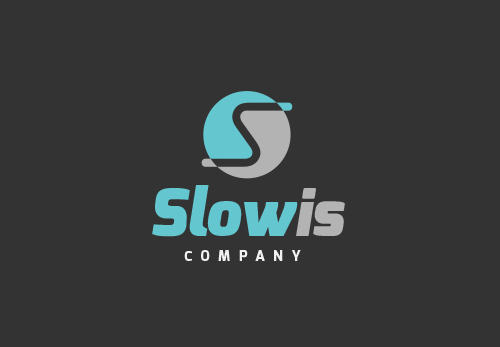 Slowis Logo Design Template