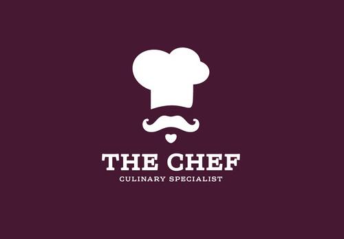 Chef Logo Design Template