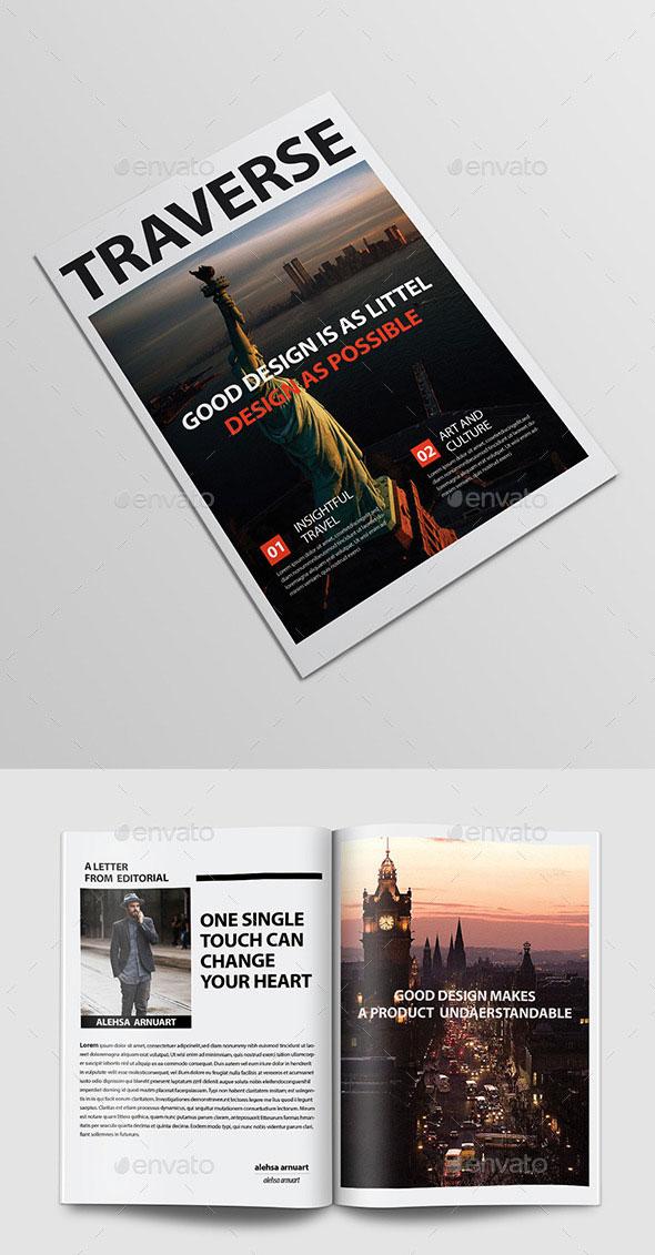 35 free magazine template designs idevie