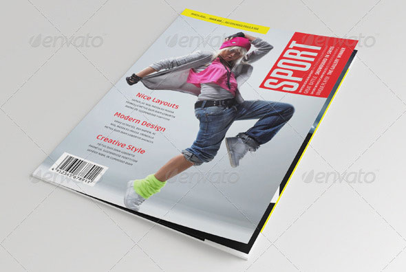 25 Pages Sport Magazine Vol35